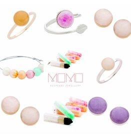 Momo Keepsake Jewellery Feather Ring