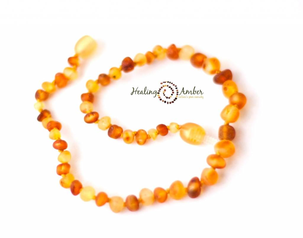 HA Amber Necklace