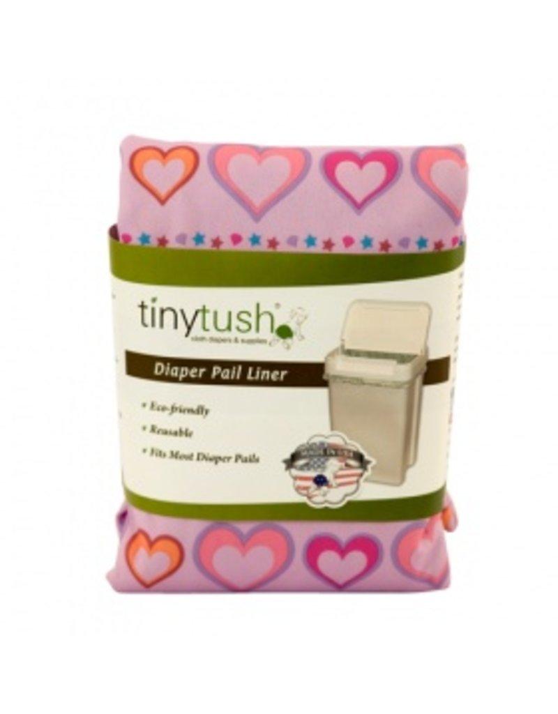 Tiny Tush Tiny Tush Pail Liner with Disc Holder