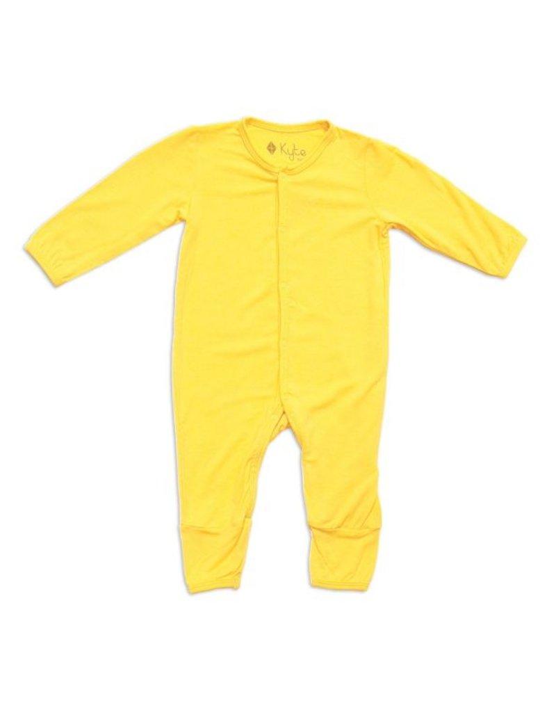 Kyte Baby Kyte Footless Romper Solids