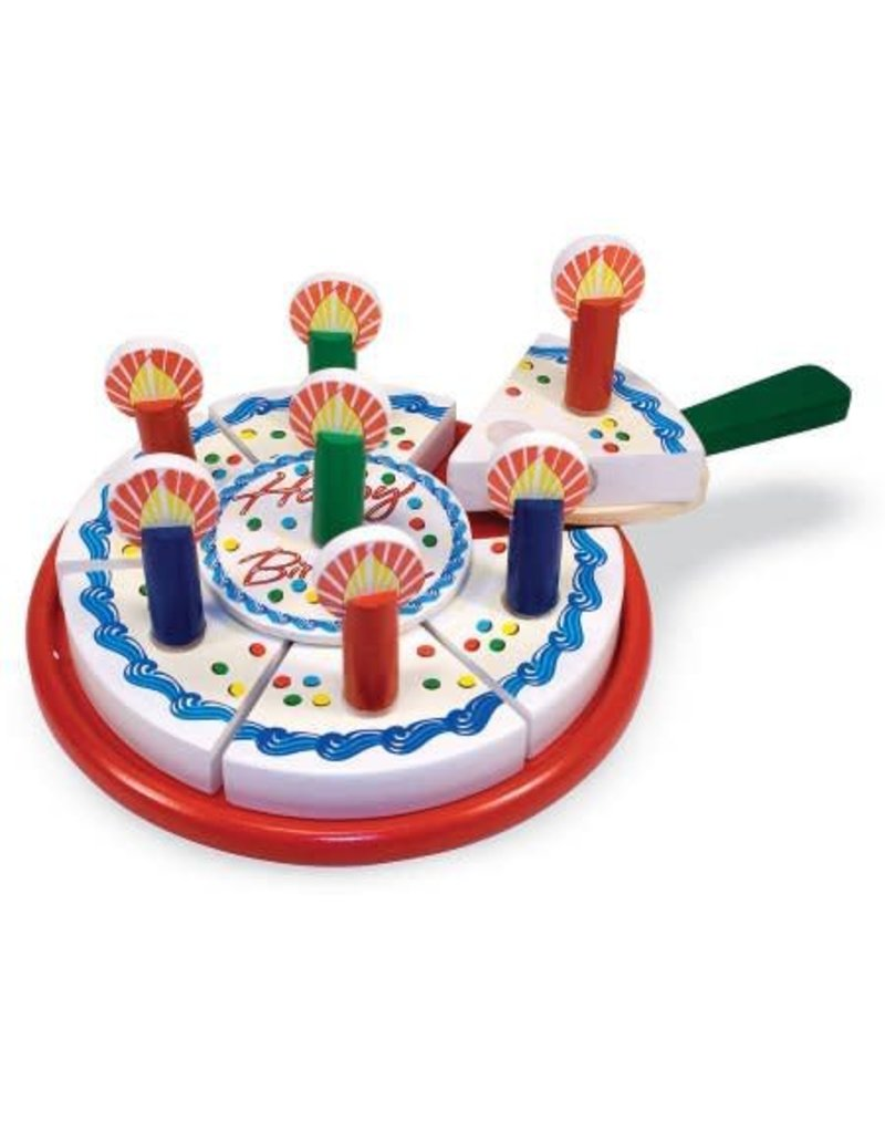 Melissa & Doug Birthday Cake