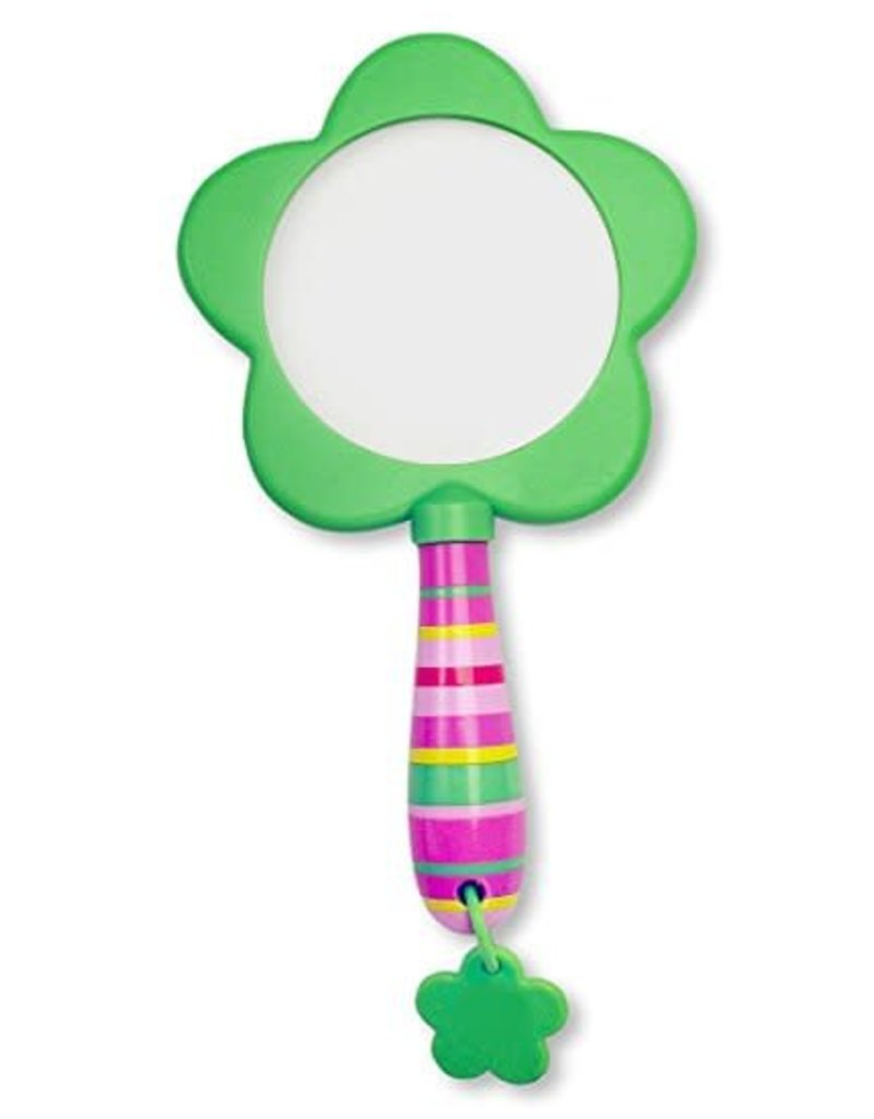 Melissa & Doug Pretty Petals Magnifying Glass