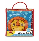 Melissa & Doug Wild Animals K's Kids Cloth Book