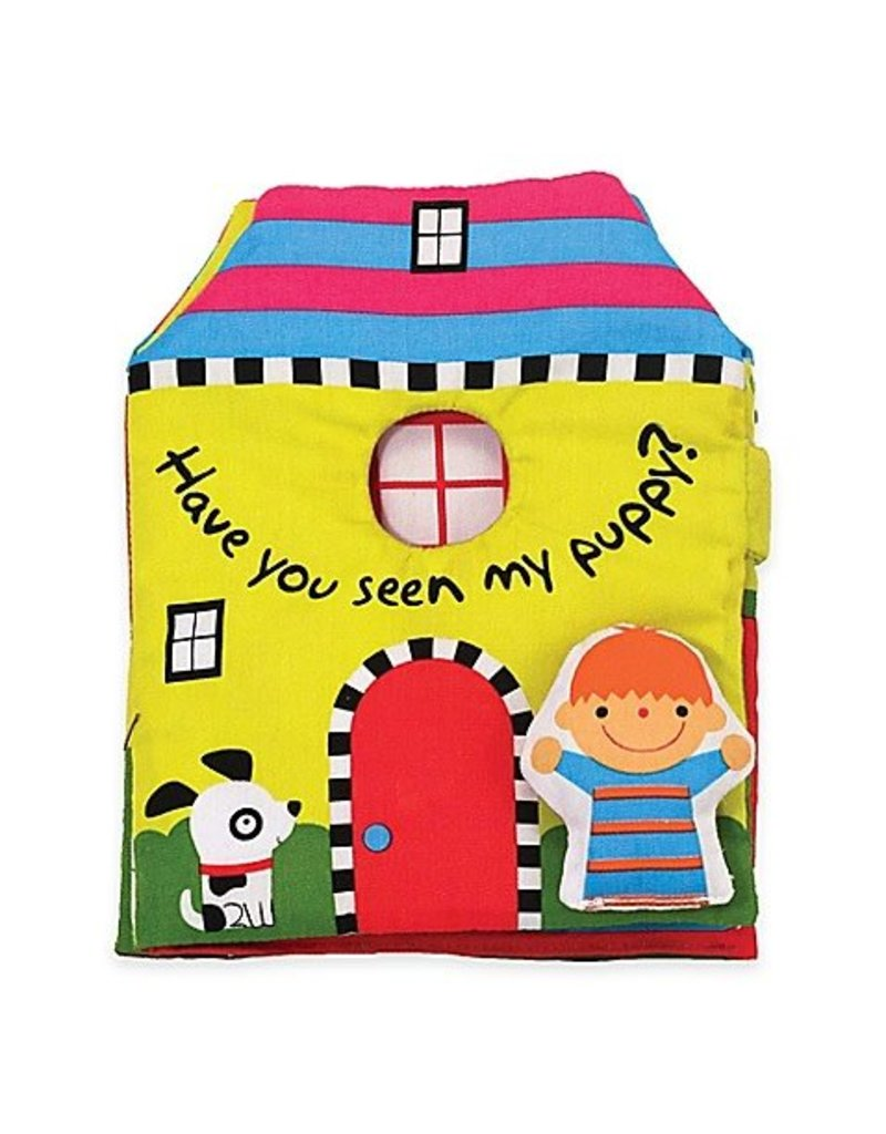 Melissa & Doug Have You Seen My Puppy? K's Kids Cloth Book