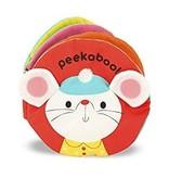 Melissa & Doug Peekaboo! K's Kids Cloth Book