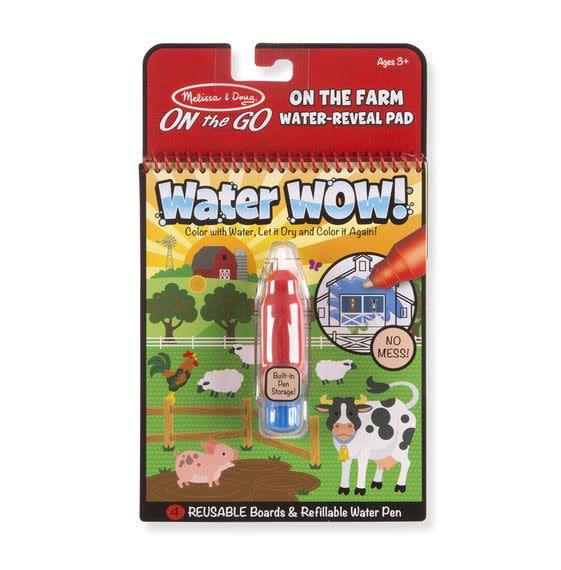 Melissa & Doug Water Wow! - Farm