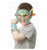 Melissa & Doug Superhero Masks and Cuffs Simply Crafty