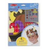 Melissa & Doug Adventure Hats Simply Crafty