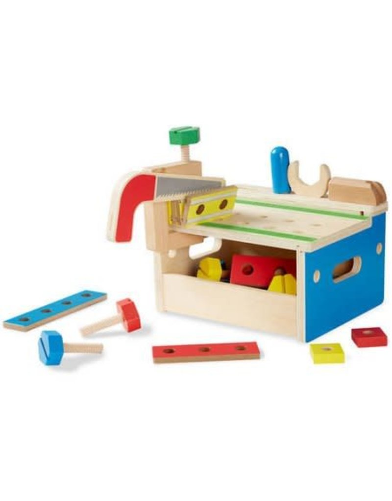 Melissa & Doug Mini Tool Bench