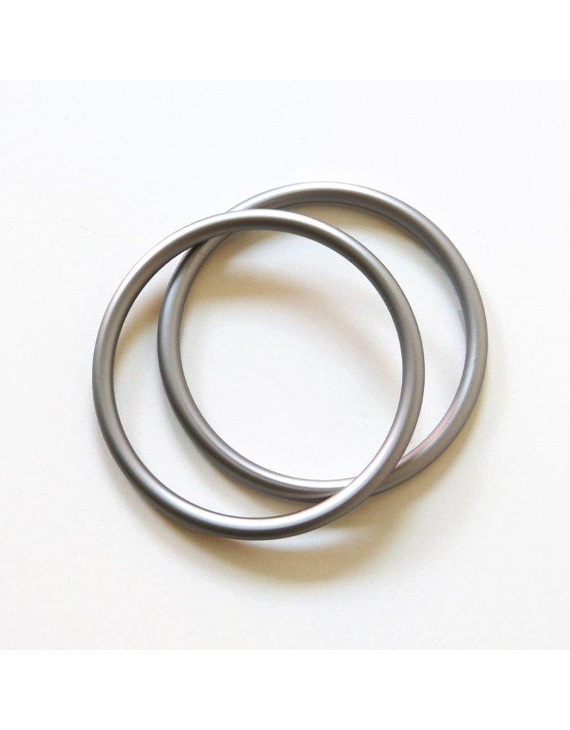 Aluminum SlingRings Pair
