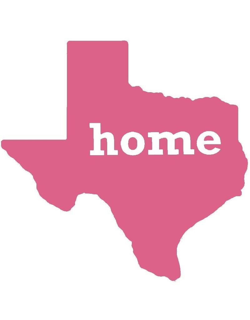Nappy Shoppe Sticker - Texas Home Plain