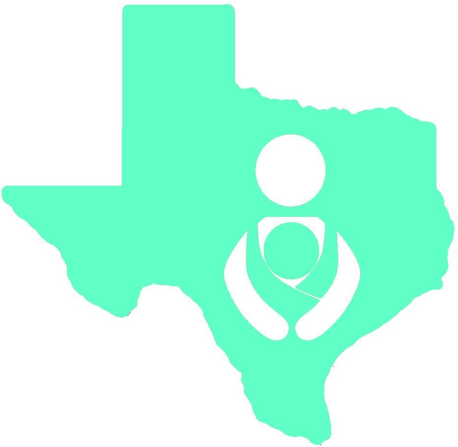Nappy Shoppe Sticker - Texas Babywearing