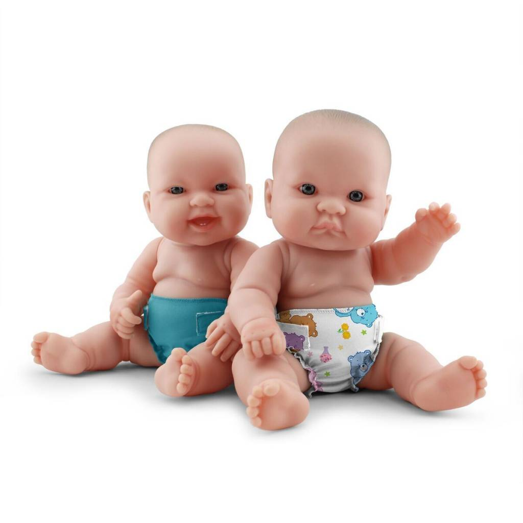 Rumparooz Doll Diapers by Rumparooz Care-a-lot 2 pack