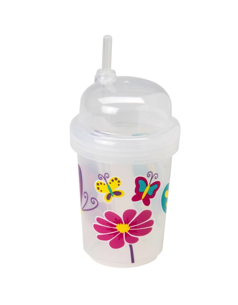 NuSpin Zoomi Straw Cup