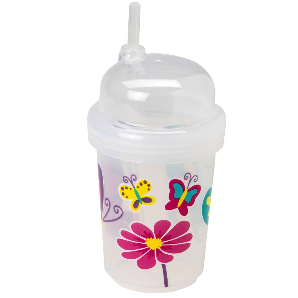 Zoomi Straw Cup