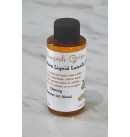 Sheepish Grins Pure Liquid Lanolin Oil 2oz