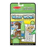 Melissa & Doug Pet Mazes Water Wow!