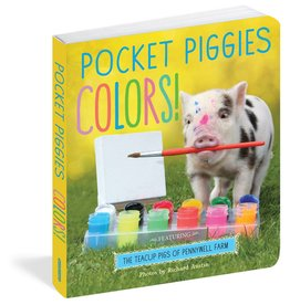 Workman Publishing Pocket Piggies Colors