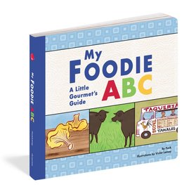Workman Publishing My Foodie ABC