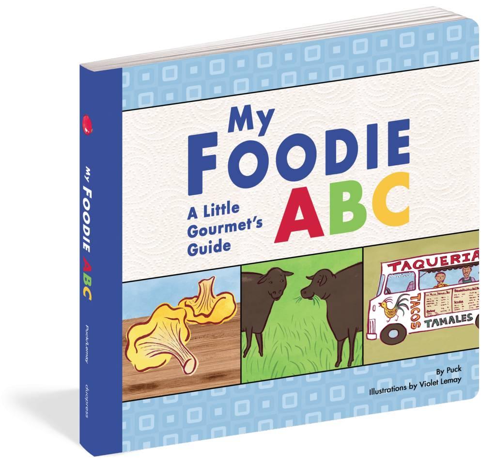 Workman Publishing My Foodie ABC