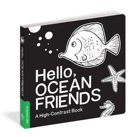 Workman Publishing Hello Ocean Friends