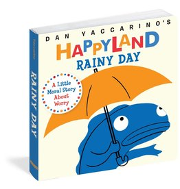 Workman Publishing Happyland Rainy day