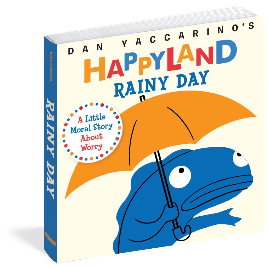 Workman Publishing Happyland Rainy day