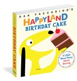 Workman Publishing Happyland Birthday Cake