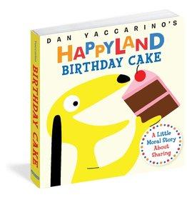 Workman Publishing Happyland Birthday Cake