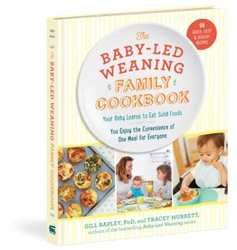 Workman Publishing Baby Led Weaning Family Cookbook