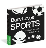Workman Publishing Baby Loves Sports Book