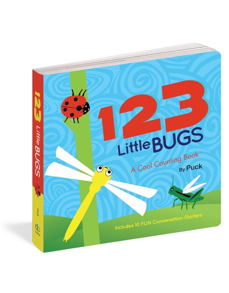 Workman Publishing 123 Little Bugs Book