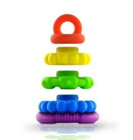 Jellystone Stacker Toy - Rainbow Brights
