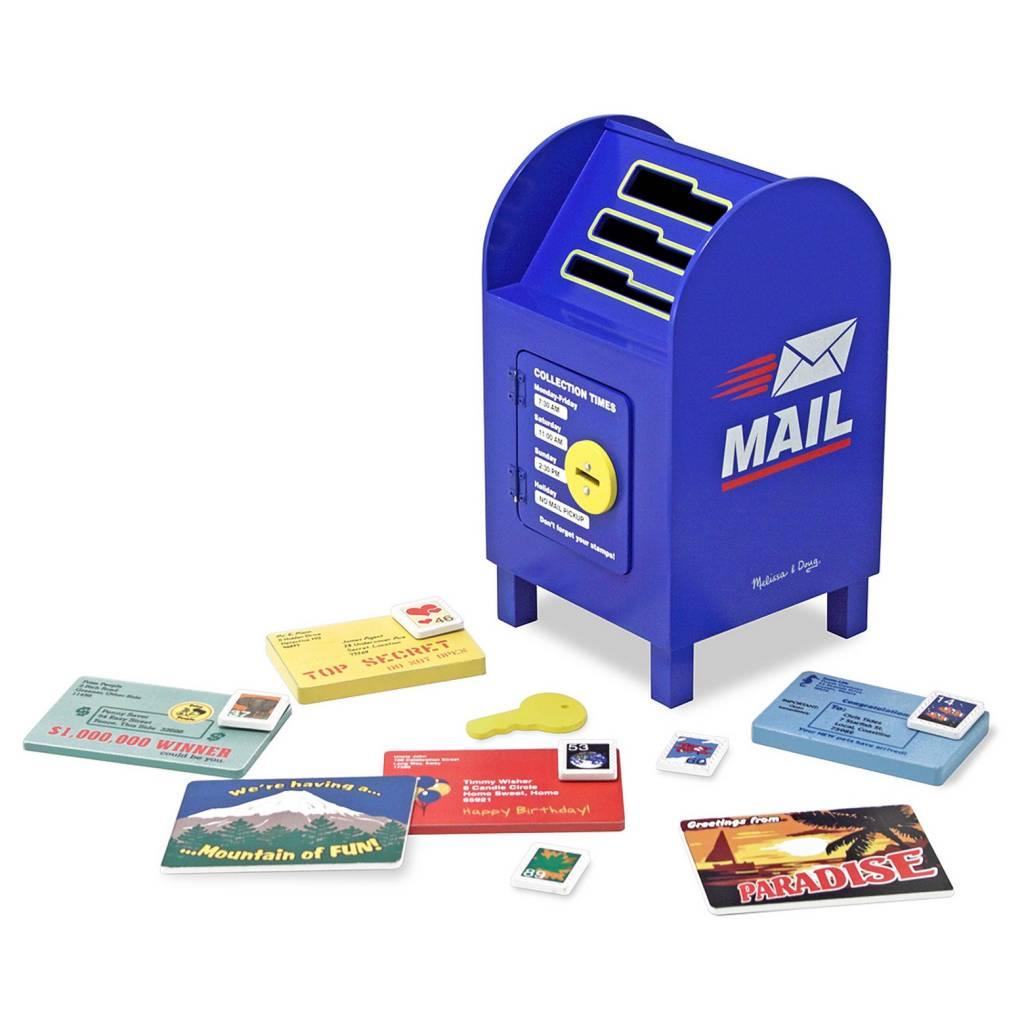 Melissa & Doug Stamp and Sort Mailbox