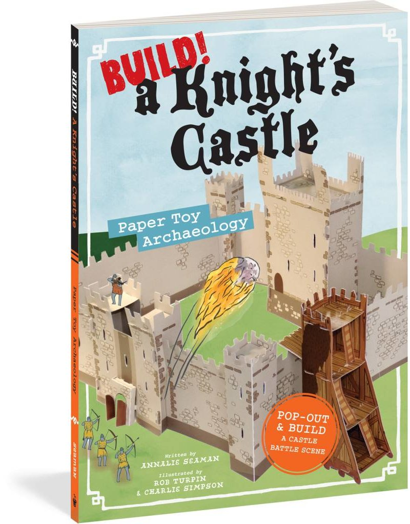Workman Publishing Build! A Knights Castle