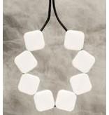 Sugar Cube Necklace