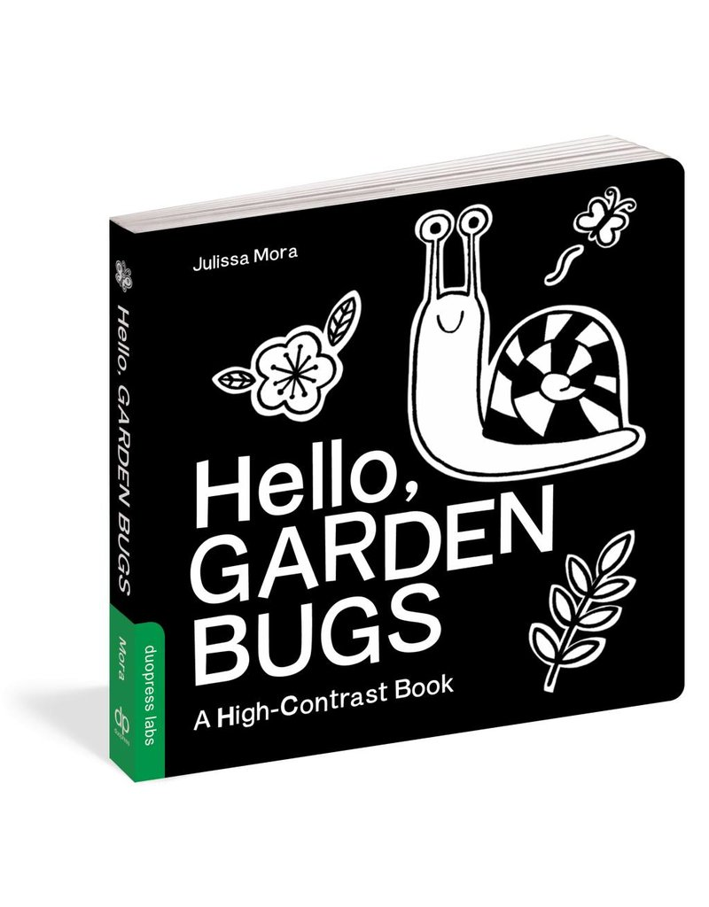 Workman Publishing Hello Garden Bugs Book