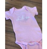 Nappy Shoppe Exclusives Onesies - Lil Sis