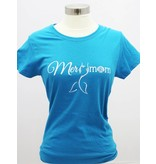 Nappy Shoppe Exclusives Shirt - Mer Mom