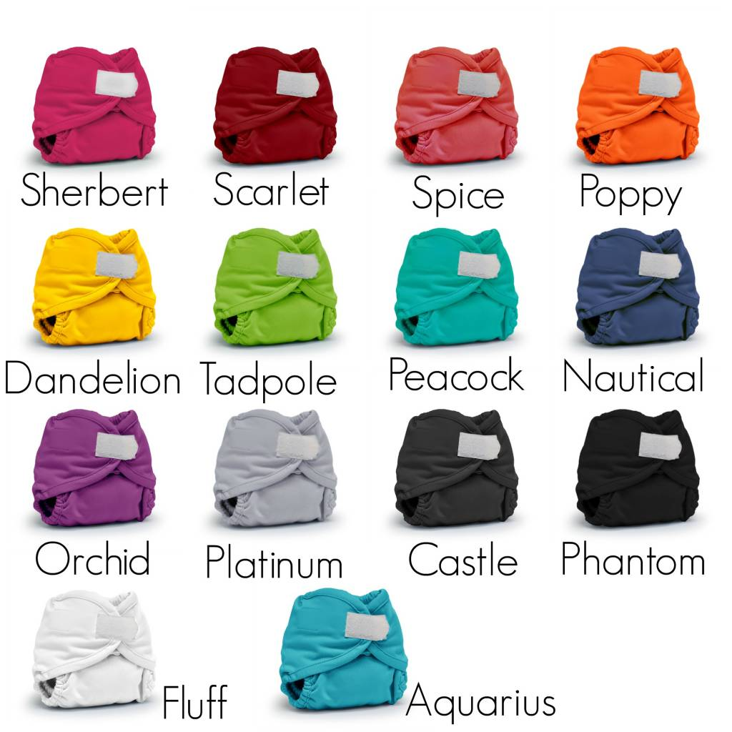 Rumparooz Rumparooz One Size Cover - Solid Colors