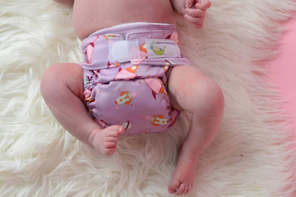 Sweet Pea Sweet Pea Newborn Bamboo AIO