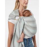 Sakura Bloom Gradient Linen Ring Sling