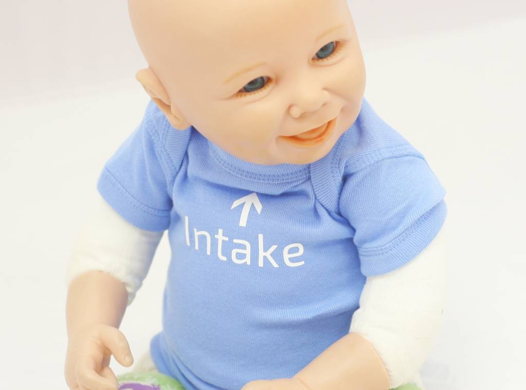 Nappy Shoppe Exclusives Onesies - Intake/Exhaust