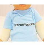 Nappy Shoppe Exclusives Onesie - Stormpooper