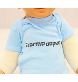 Nappy Shoppe Exclusives Onesie - Stormpooper