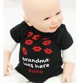 Nappy Shoppe Exclusives Onesie - Grandma was here