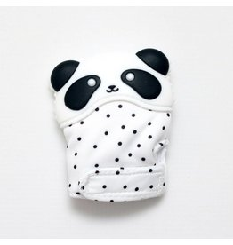 Getting Sew Crafty GSC Panda Teething Mitten