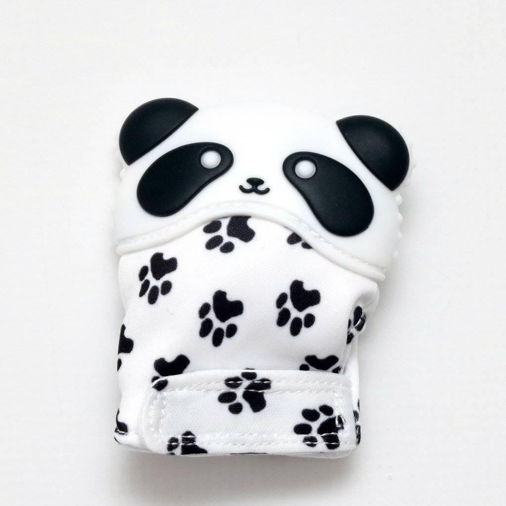 Getting Sew Crafty GSC Panda Teething Mitten