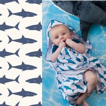 Luv Bug Sunscreen Towel with Hood