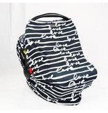 Luv Bug Car Seat Cover with Side Vents